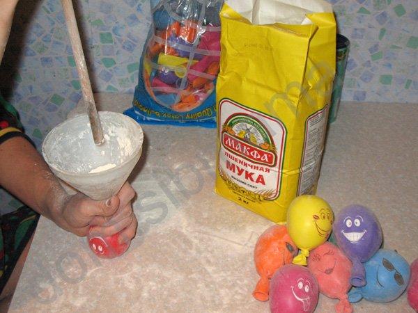 Как сделать игрушку из шарика своими руками