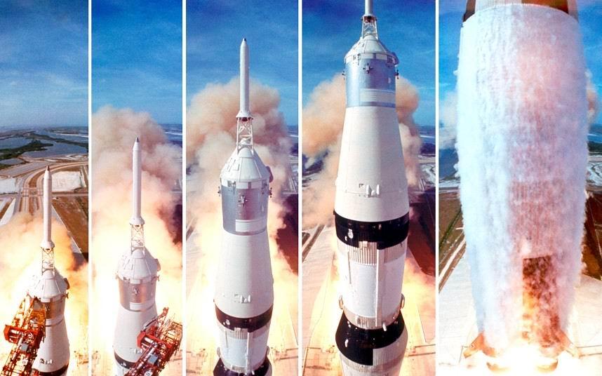apollo 16 launch - HD1403×1080